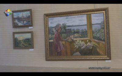 Ирина Трошкина представила новую экспозицию своих работ