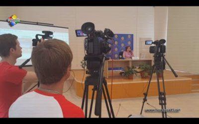 Начальник Госадмтехнадзора МО Татьяна Витушева ответила на вопросы журналистов