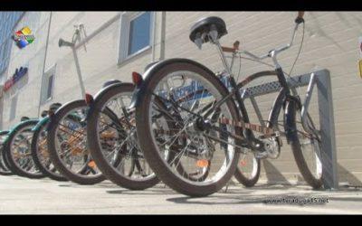 В Павловском Посаде открылись пункты велопроката