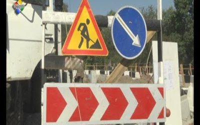 В дер Сонино ведутся работы по ремонту автомобильного моста