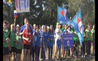 В Назарьево на берегу Клязьмы прошел турслет павловопосадских трудовых коллективов