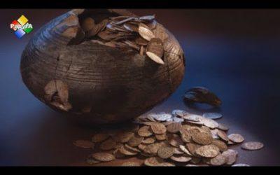 В Павловском Посаде найден клад время царствований Ивана Грозного и Бориса Годунова