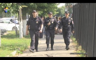День патрульно-постовой службы полиции отмечается 2 сентября