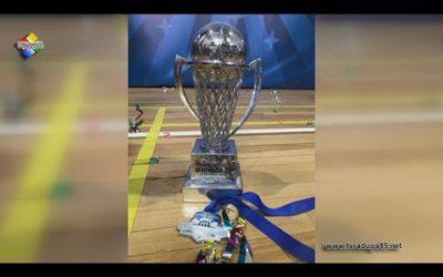Павловопосадские баскетболистки стали серебряными призерами Чемпионата России