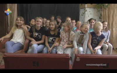 «Театр юных сорванцов» открыл новый  театральный сезон