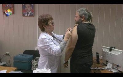 В Павловском Посаде началась массовая вакцинация против гриппа