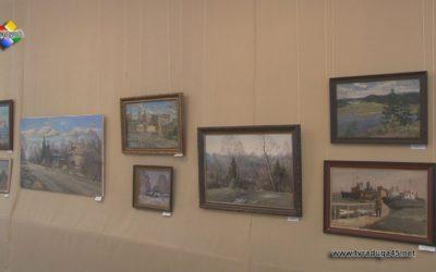 Выставка «Волшебная сила искусства» открылась в «Доме Широкова»