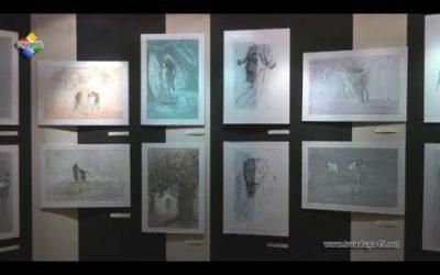 «Живопись, графика»: выставка Игоря Семеникова проходит в «Доме Широкова»