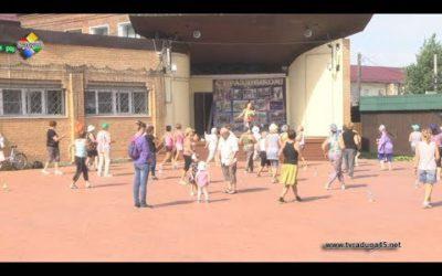 Зумба-голд закрыла летний сезон
