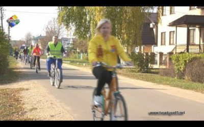 Павлово-Посадский Туристско-информационный центр предлагает экскурсию на велосипеде