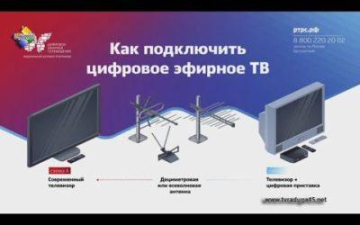 Телеканал «Радуга» переходит на цифровое вещание