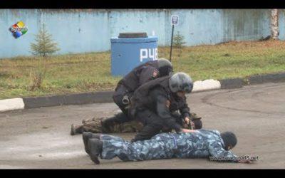 В Павловском Посаде прошла областная  практическая тренировка спецслужб