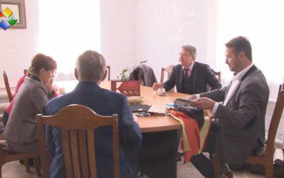 Павловский Посад налаживает торговые отношения с Великобританией