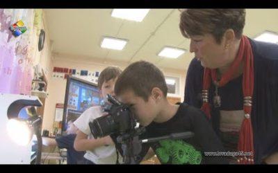 В Детском саду «Соловушка» работает настоящая мультипликационная студия