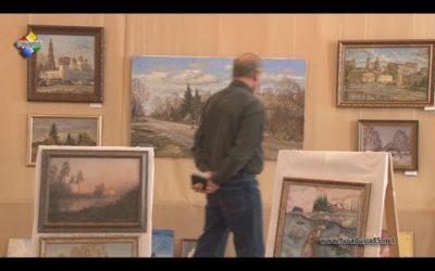 В «Доме Широкова» прошел вернисаж  «Творчество без границ»