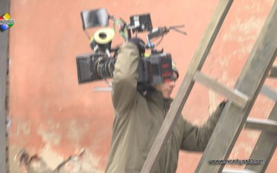 В Павловском Посаде продолжаются съемки художественного фильма «Стрельцов»