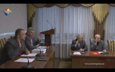 Депутаты утвердили проект бюджета округа на 2019 год