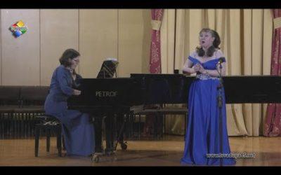 Cольный концерт Ольги Найдюк
