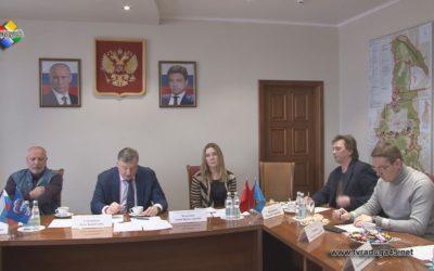 В администрации городского округа прошло совещание по подготовке к фестивалю «17 мгновений…»
