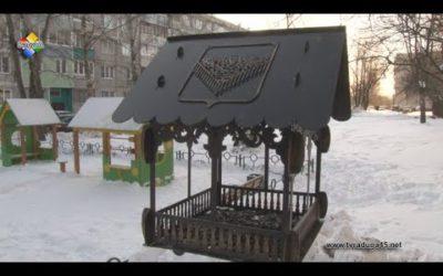 Двор для птиц. В Павловском Посаде реализуется проект «Городская среда»