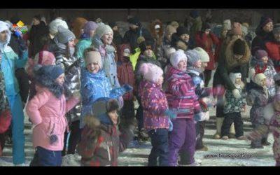 7 января на стадионе «Филимоновский» прошла традиционная Рождественская дискотека на льду