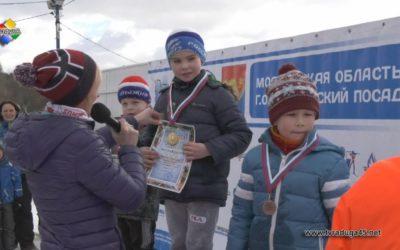 «Павлово-Посадская лыжня -2019» прошла на стадионе «Заречье»