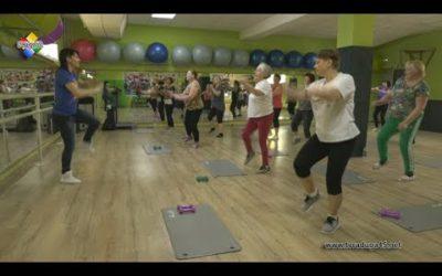 В фитнес центре «Бумеранг» два раза в месяц проходят занятия для ветеранов
