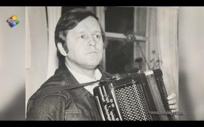 Руководитель вокальных ансамблей «Назарянка» и Напев» Петр Григорьевич Дубина отметил 75 летний юбилей