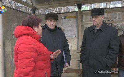 В Павловском Посаде провели мониторинг маршрутной автобусной сети