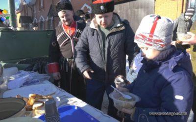«Зимние гулянья» объединили православную молодежь Павловского Посада