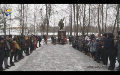 День защитника Отечества в Павловском Посаде отметили торжественными митингами