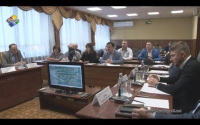 В администрации обсудили вопросы строительства магистрали Москва – Нижний Новгород