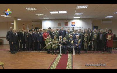 В Павловском Посаде прошло торжественное мероприятие, посвященное Дню защитников Отечества