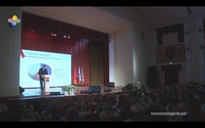 Олег Соковиков обозначил основные направления работы на 2019 год