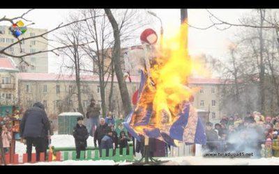 В городском округе Павловский Посад завершились масленичные гуляния