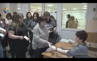 В Павловском Посаде прошла Всероссийская акция «Единый день сдачи ЕГЭ родителями
