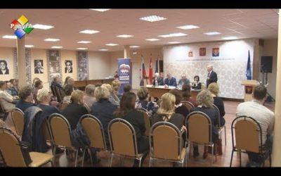 Партийные проекты обсудили павловопосадские единороссы