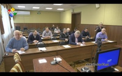 В администрации прошло заседание общественного совета по спорту