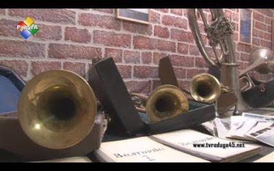 В ДК «Большедворский» появился музей духового оркестра