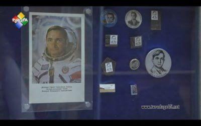 В Историко – художественном музее прошло открытие выставки, посвященной памяти нашего земляка, космонавта Валерия Быковского