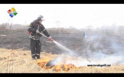 В Подмосковье начался пожароопасный сезон