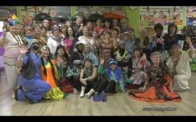 «Ветеранская дружина» провела увлекательное мероприятие при поддержке фитнес клуба «Бумеранг»