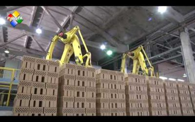 Кирпичный завод ЛСР отметил 130 – летний юбилей