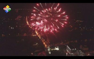 Песни военных дет прозвучали в День Победы на праздничном концерте
