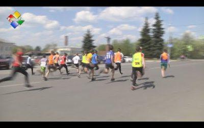 Спортсмены приняли участие в легкоатлетическом забеге