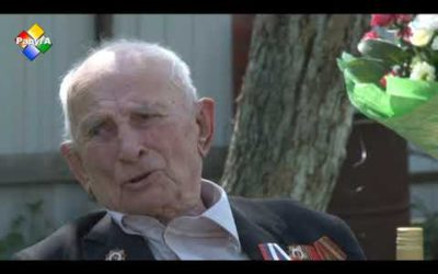 Старейший ветеран Павловского Посада Михаил Шишов готовится отметить 104-й день рождения 2 просмотра