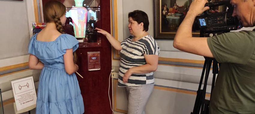 """Журналисты телеканала """"Радуга"""" участвуют в добровольческом проекте """"Братина"""""""