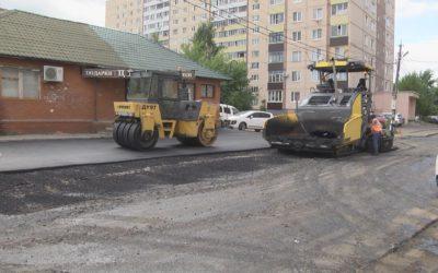 Комплексное благоустройство дворовых территорий в Павловском Посаде продолжается