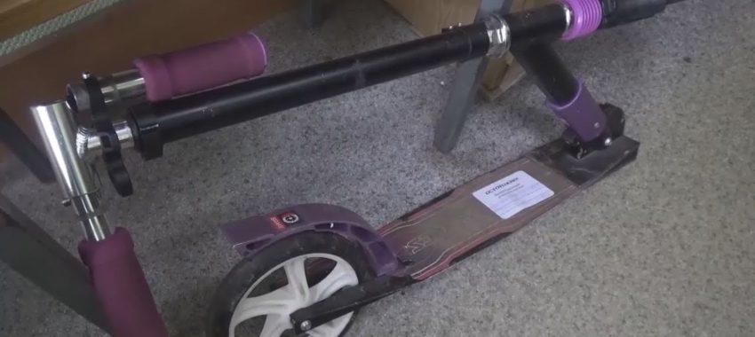Сотрудниками полиции задержан подозреваемый в совершении серии краж велосипедов