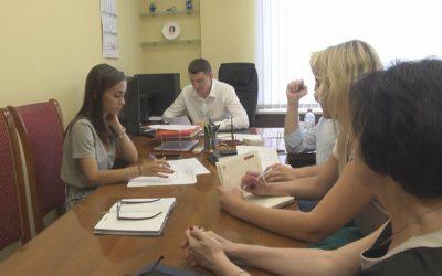 Денис Семенов провел личный прием граждан